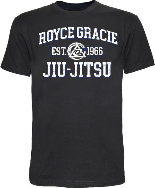 Royce Gracie Collegiate Youth T-Shirt