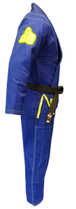 SBG Super Lite Womens Competition Blue & Green Gi