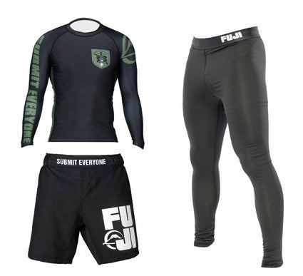 Submit Everyone Longsleeve Nogi Bundle (3 Items)