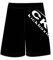 CKO Men's Training Shorts