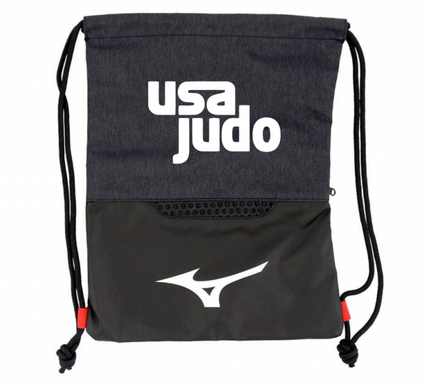 USA Judo Mizuno Drawstring Bag