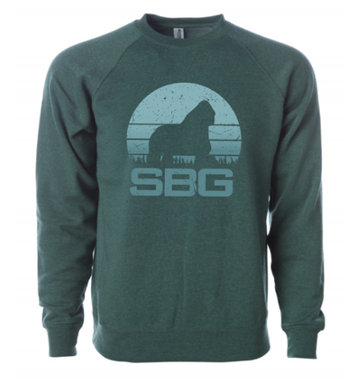 SBG Sunset Crewneck Sweatshirt