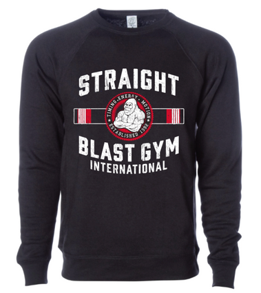 SBG Collegiate Adult Crewneck Sweatshirt