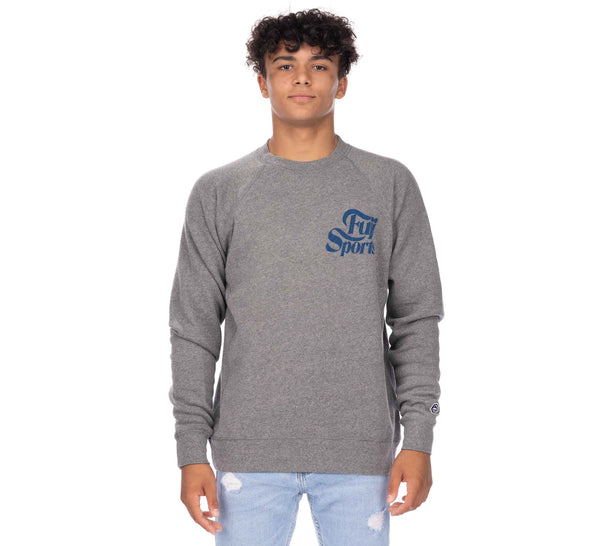 Wave Crewneck Teens's Sweatshirt