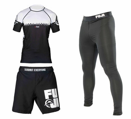 Submit Everyone Short Sleeve Nogi Bundle (3 Items)