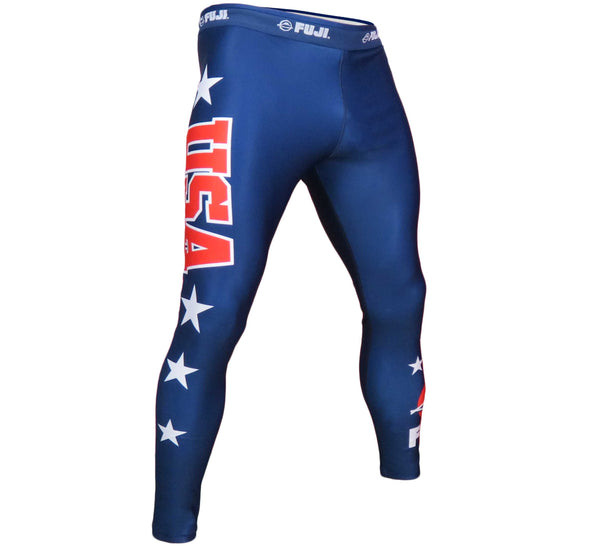 USA Grappling Spats - ADULT SIZE