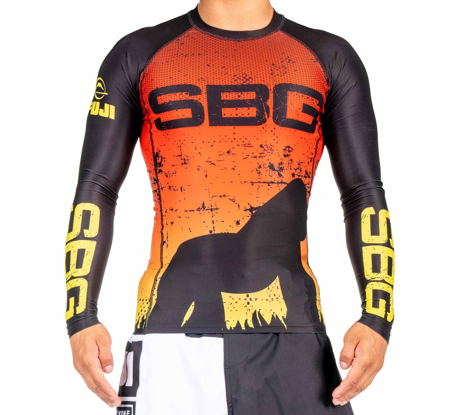 SBG Sunset Kid's Rashguard