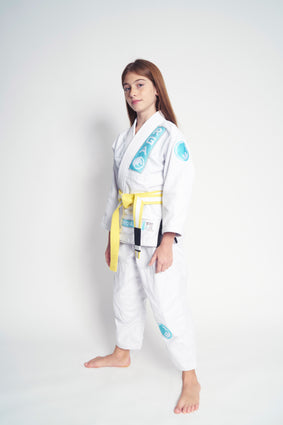 NEW Renzo Gracie Standard Girls Gi