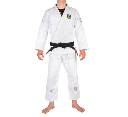 BTT 20th Anniversary Lightweight White BJJ Gi