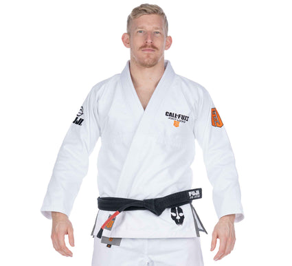LIMITED EDITION: Call of FUJI BJJ Gi White