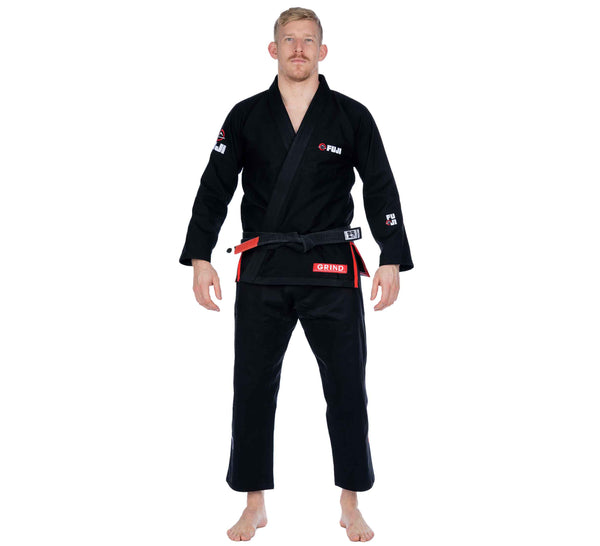 LIMITED EDITION: Grind BJJ Gi Black