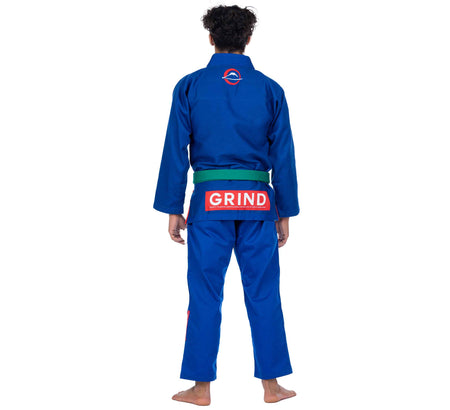 LIMITED EDITION: Grind BJJ Gi Blue