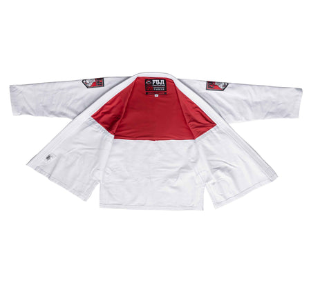 LIMITED EDITION: Bull Dog BJJ Gi White