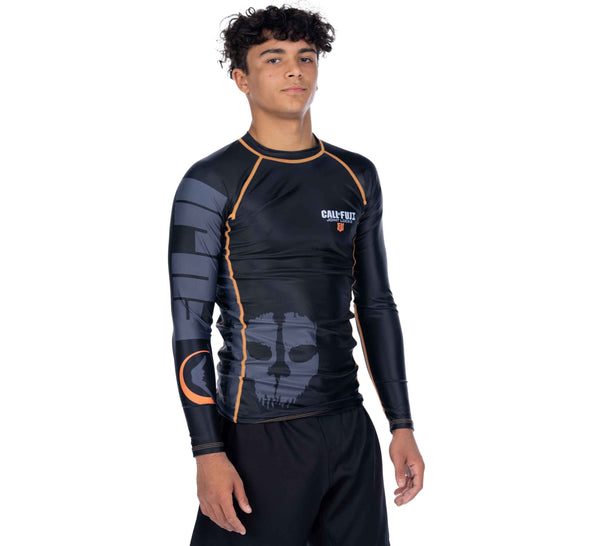 LIMITED EDITION: Call of FUJI Long Sleeve Rashguard