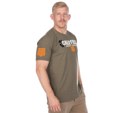 Call of FUJI Military Green T-Shirt
