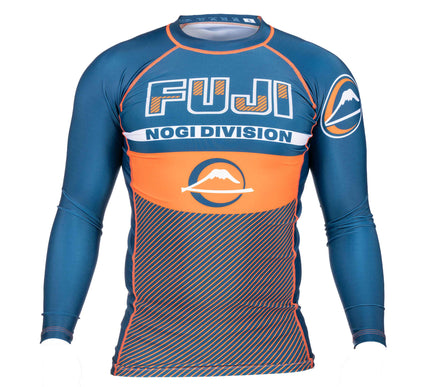 Reversal Jiu-Jitsu Long Sleeve Rashguard Orange