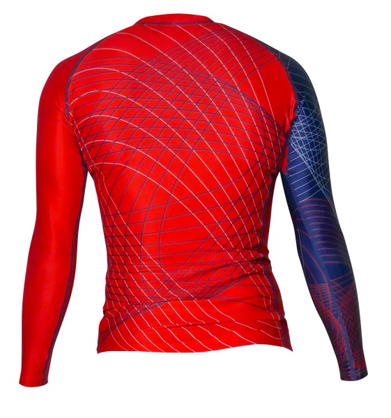 Americana Womens Rashguard - ADULT SIZES