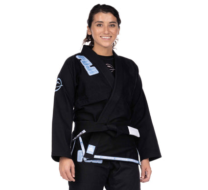 LIMITED EDITION: Submit Everyone Girl's BJJ Gi Blue