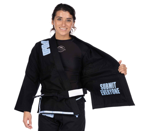 LIMITED EDITION: Submit Everyone Women's BJJ Gi Blue