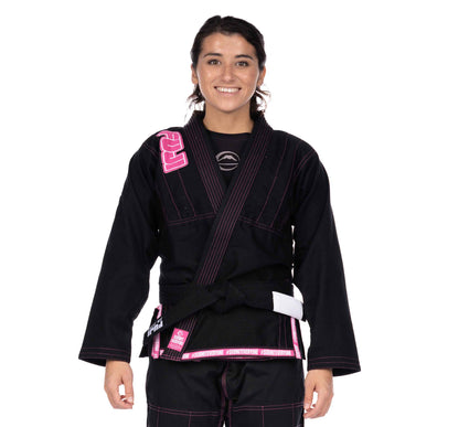 LIMITED EDITION: Submit Everyone Girl's BJJ Gi Pink