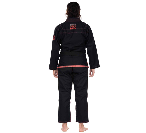 LIMITED EDITION: Suparaito Girl's BJJ Gi Pink