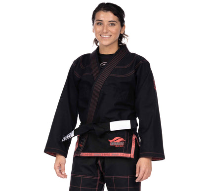 LIMITED EDITION: Suparaito Women's BJJ Gi Pink