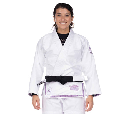 LIMITED EDITION: Suparaito Girl's BJJ Gi Purple