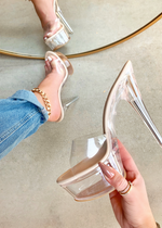 FEARLESS & EXTREME CLEAR PLATFORMS