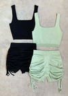 SPRING SEASON FAVE RUCHED SET