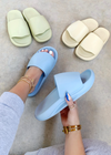 ASTRO RUBBER BLUE SLIDE