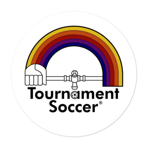 Sticker - Tournament Soccer - Style #1