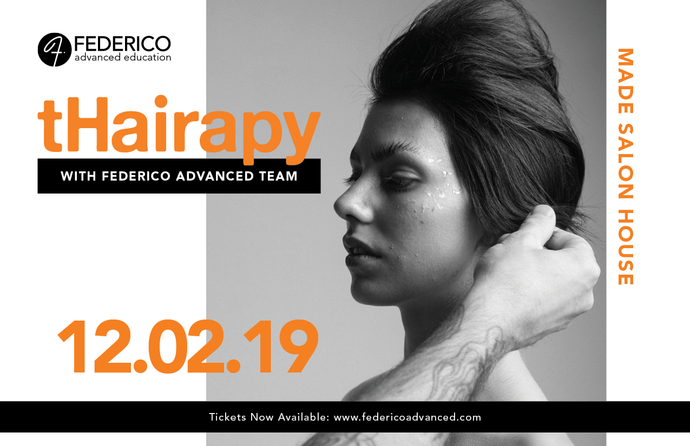 tHairapy February 3rd 2019 @ MADE salon Auburn Ca.