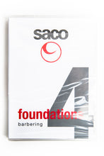 SACO Foundations 4 - Barbering