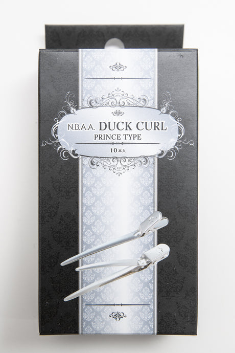 N.B.A.A. Duck Curl Pin