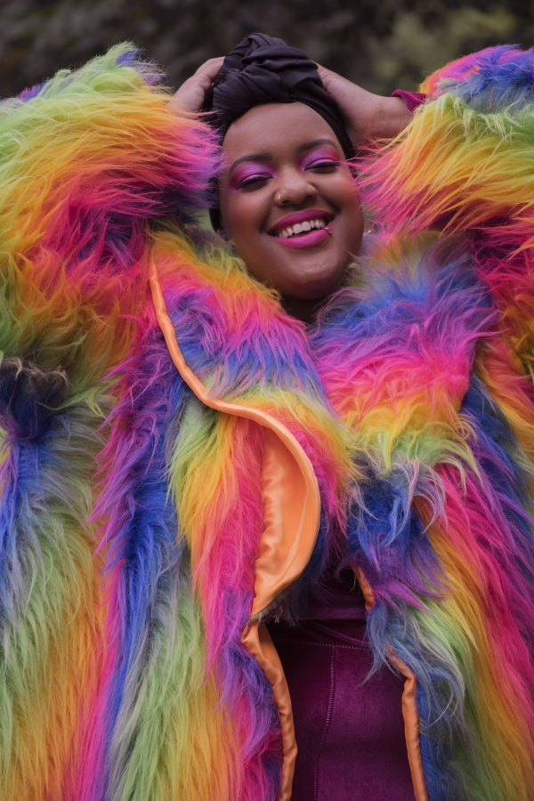 The Cookie Coat: Rainbow Edition