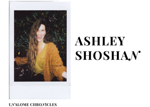 Ashley Shoshan, Founder of Seiba  - A Dog Collar Brand