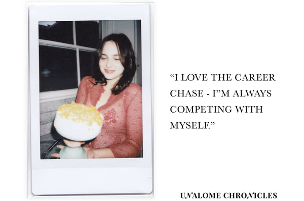 Unalome Chronicles: Clara Cakes, Vegan Baker
