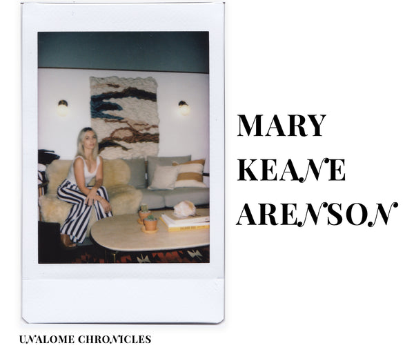 Unalome Chronicles: Mary Keane Arenson, Women's Community Curator