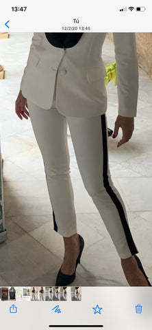Image of PANTALON-Pantalón de traje New