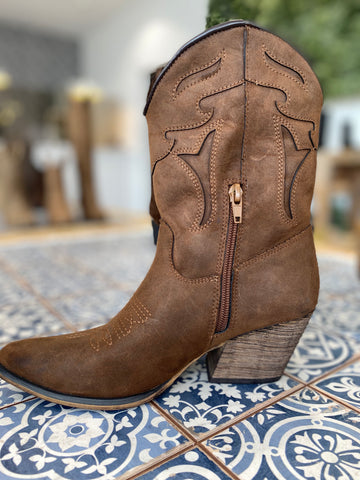 Image of Zapatos-Botín Texas