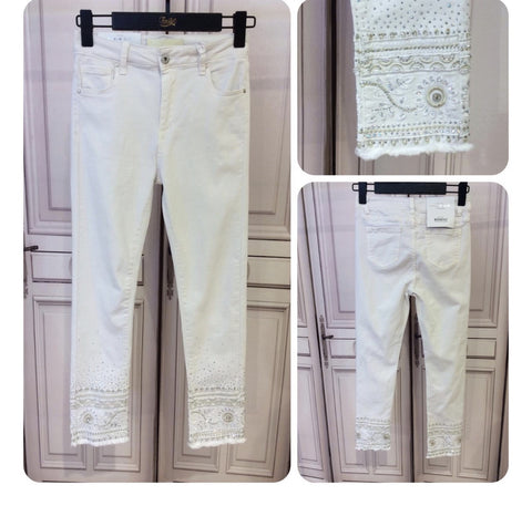 Image of PANTALON-Pantalón vaquero India New