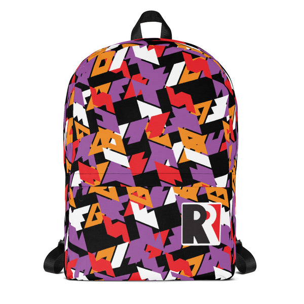 Rebellious Vibrant | Backpack