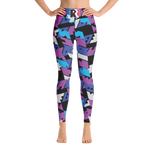 Rebellious Retro | Yoga Leggings