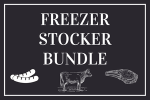 Freezer Stocker Bundle