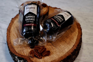 Nashville Hot Beef Summer Sausage