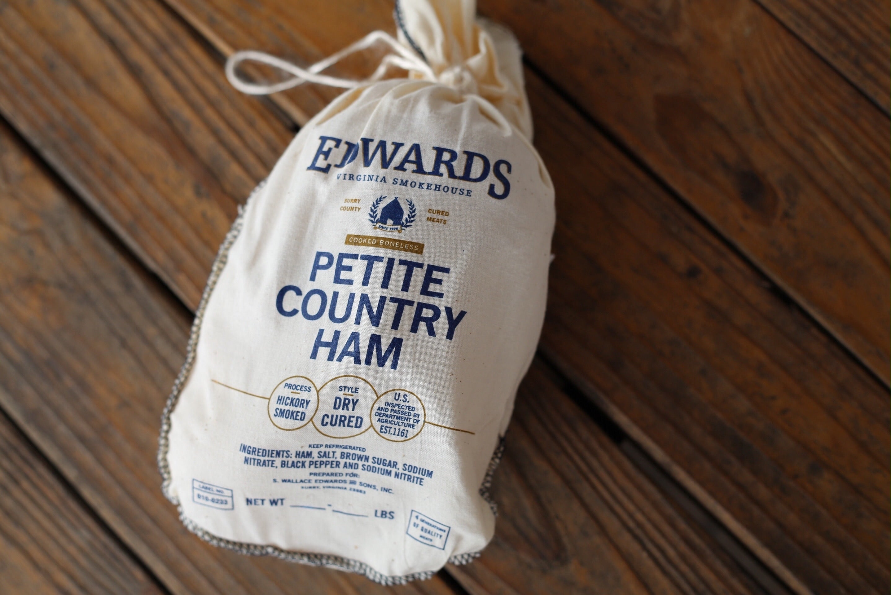Edward's Virginia Smokehouse Petite Country Ham