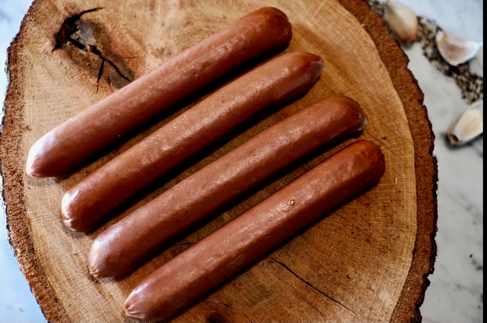 Uncured Beef Hot Dogs