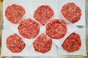 Tennessee Single Cow Burgers