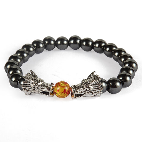 Dragon Breath Bead Bracelet