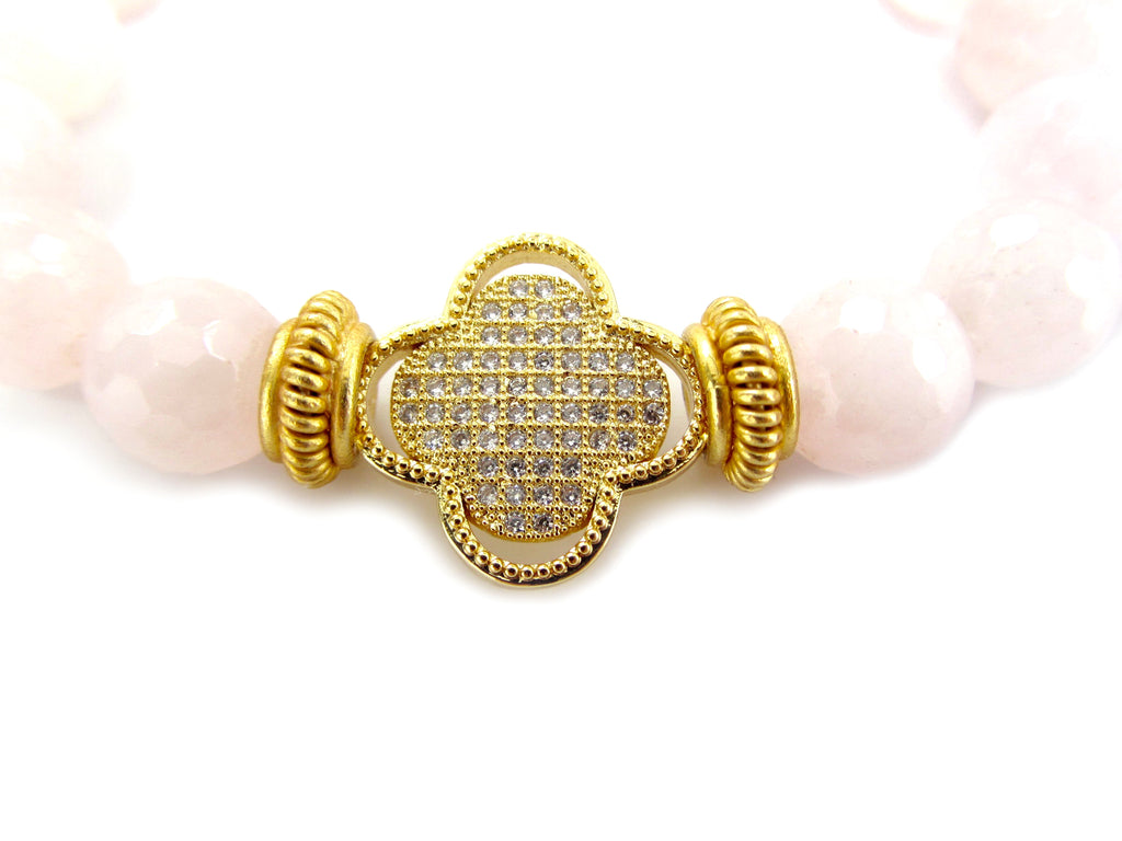 Gold-Plated Clover Charm